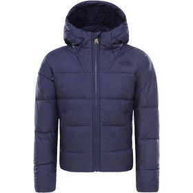 The North Face Moondoggy Down Jacket Flickor montague blue